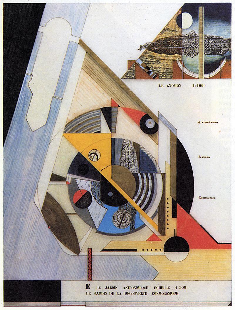 Maria Grazia Dallerba Ricci. L'invention du parc. Graphite 1984, 128