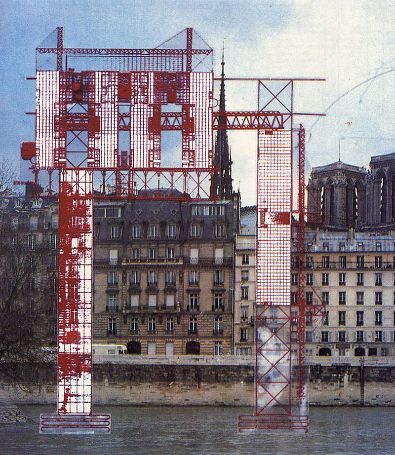 Soria Lezenes Ibos Laroque. Architecture D'Aujourd'Hui 231 February 1984, 48