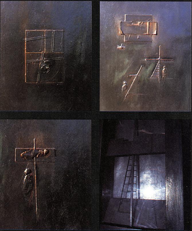 Adrian Luchini. A+U 191 August 1986, 103