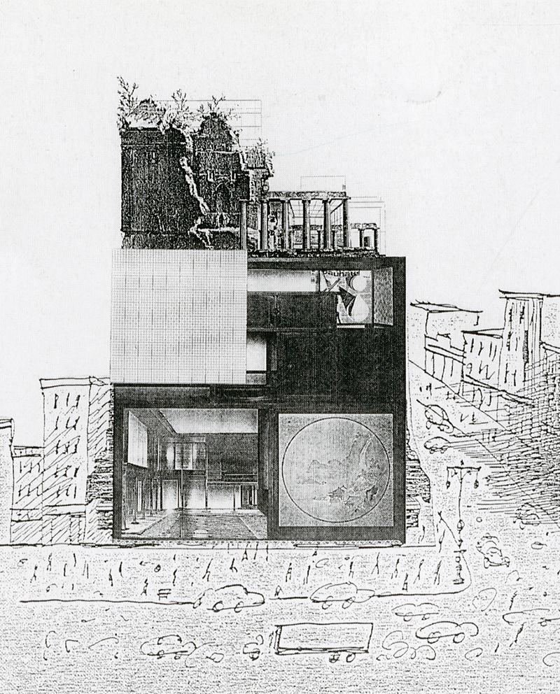 Fumihiko Maki. Japan Architect Mar 1987, 30