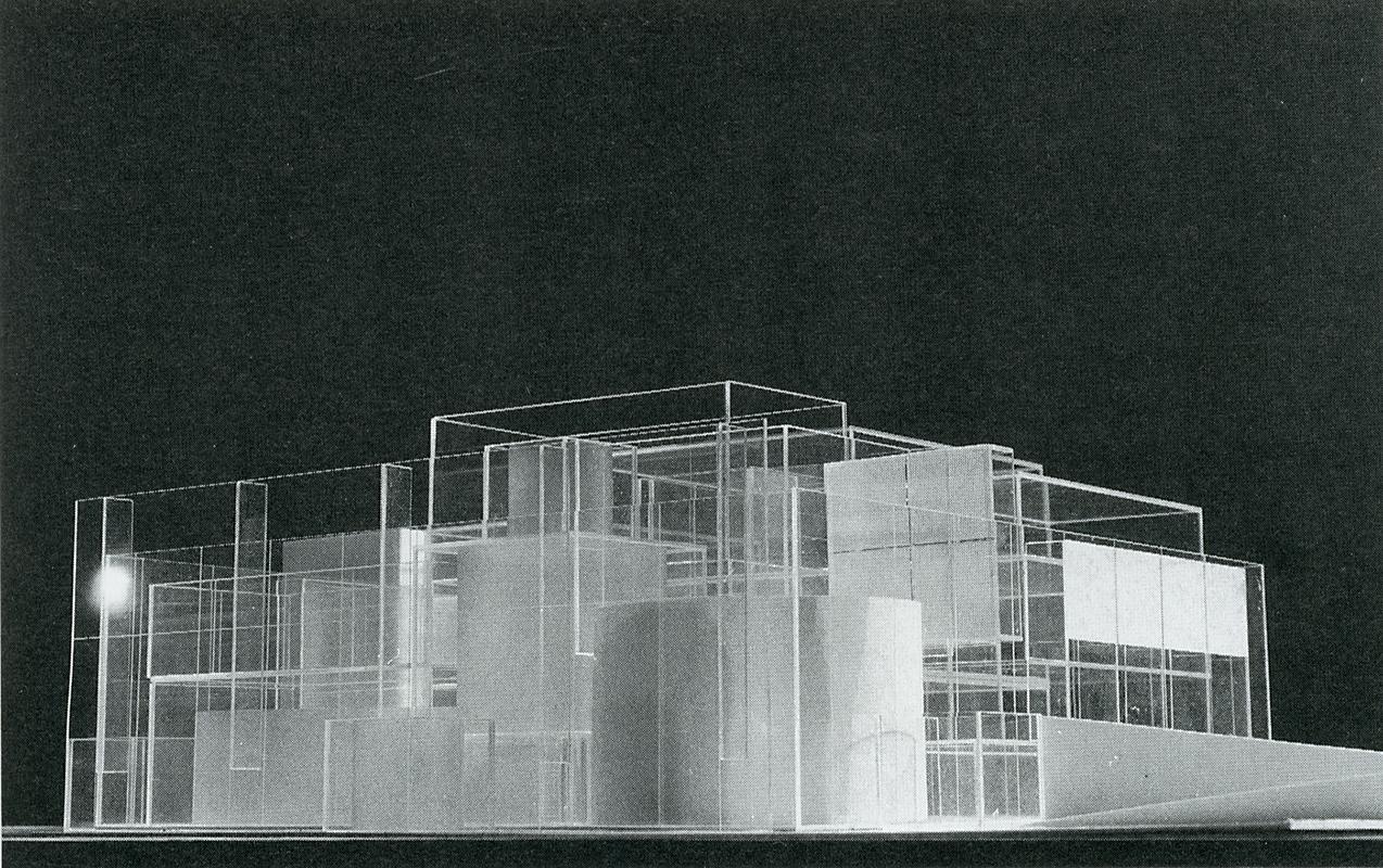 Fumihiko Maki. Japan Architect Mar 1987, 61