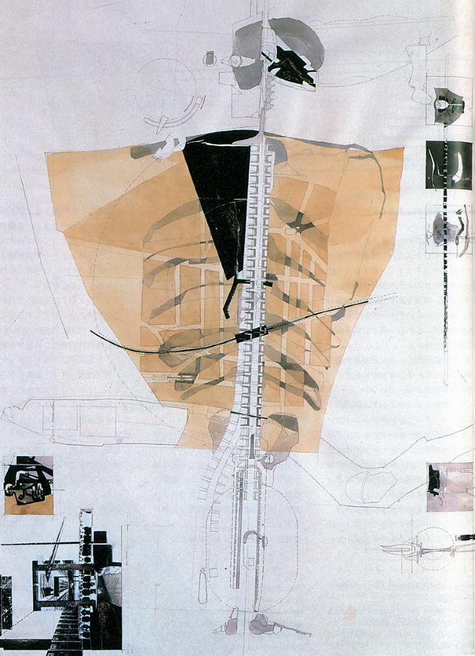 Peter Wilson. A+U 218 November 1988, 48