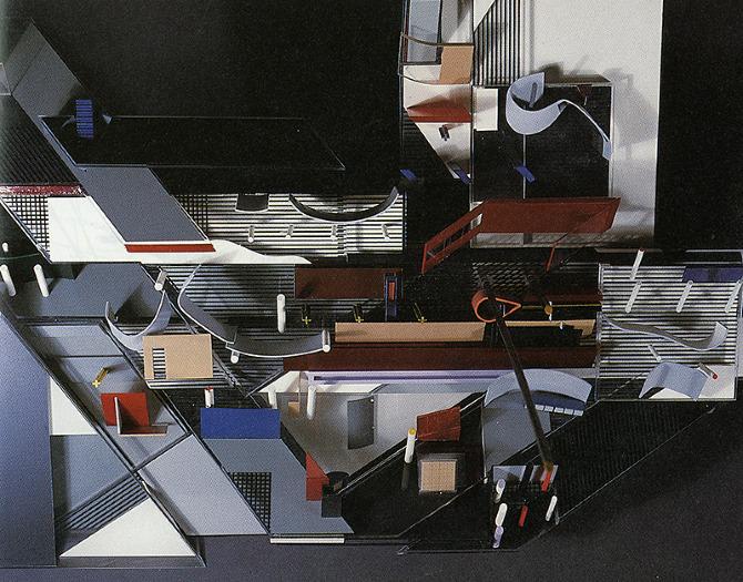 Daniel Liebeskind. A+U 215 August 1988, 93-94
