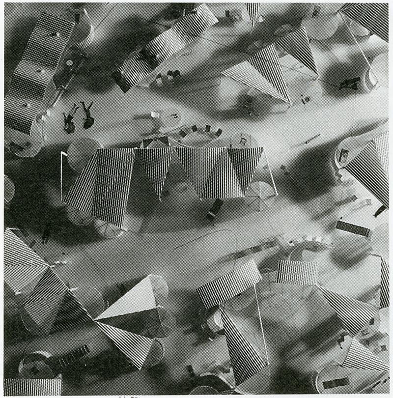 Kazuyo Sejima. Japan Architect Nov 1988, 82