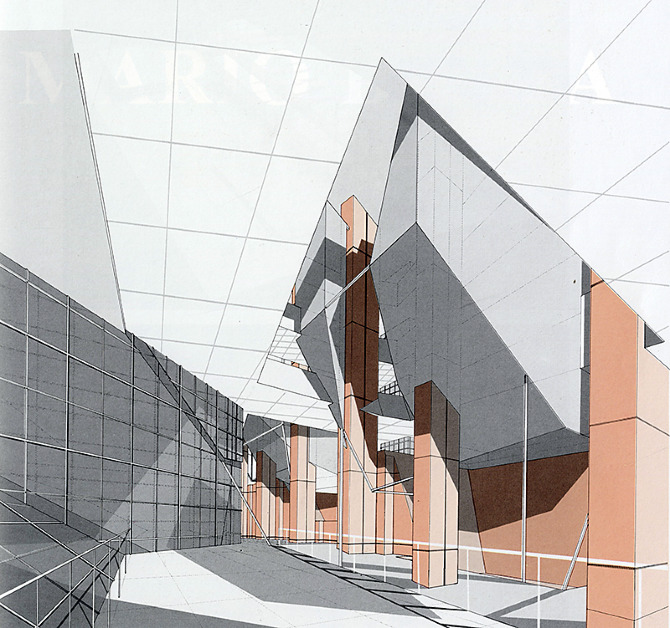 Peter Eisenman. A+U 220 January 1989, 51