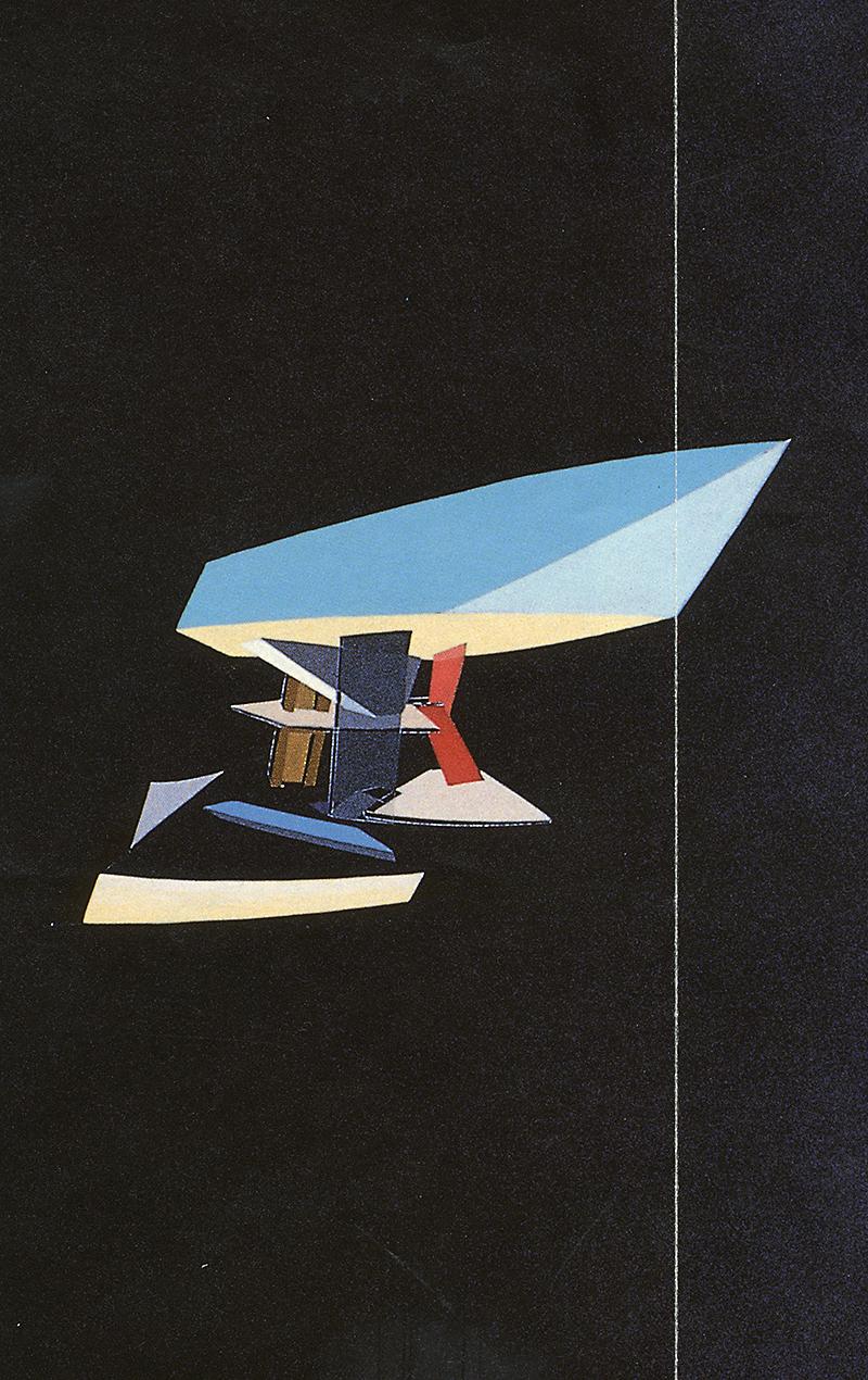 Zaha Hadid. AA Files 17 Spring 1989, 67