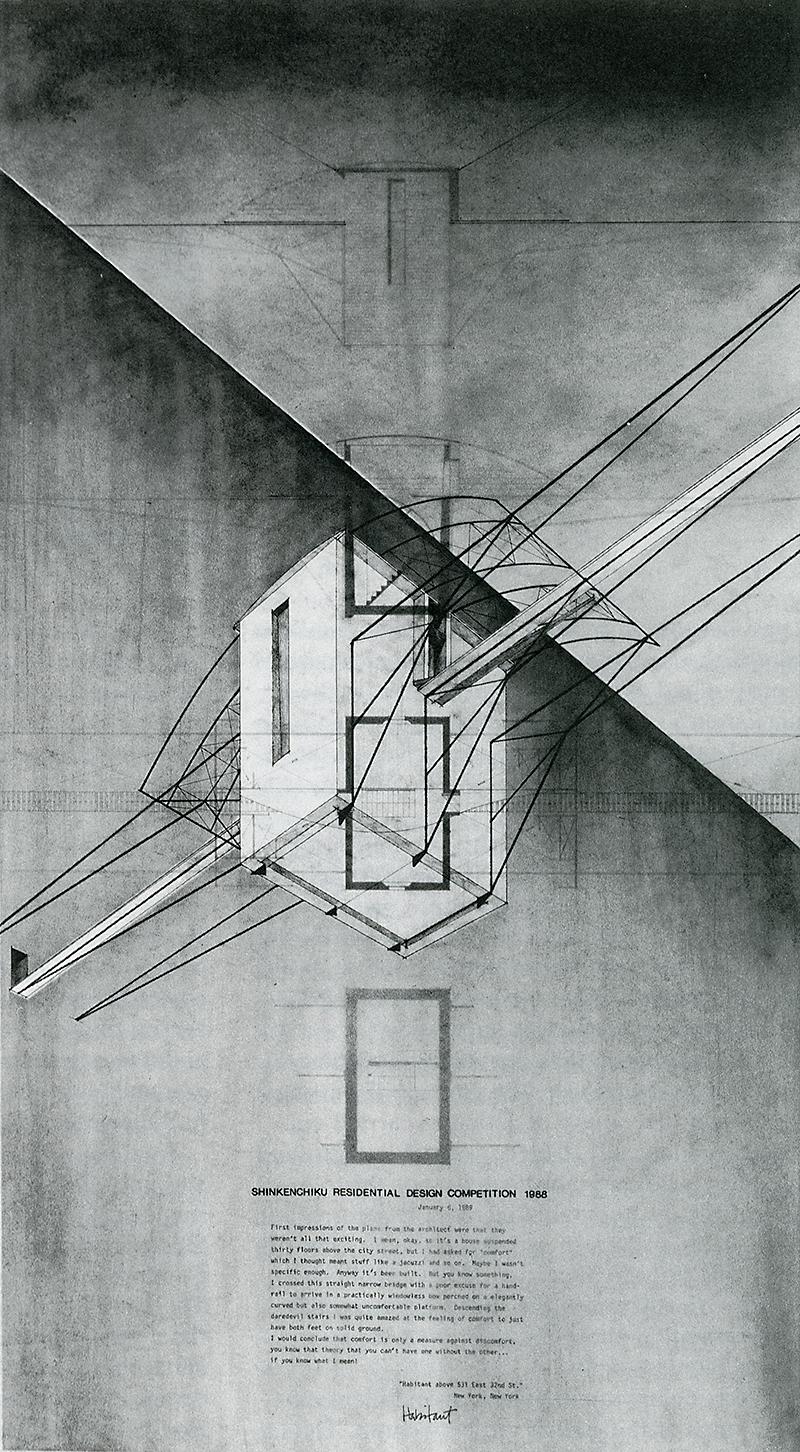 Burchell F. Pinnock. Japan Architect Mar 1989, 29