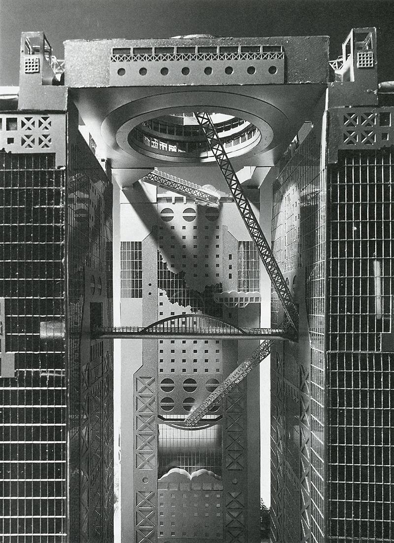 Hiroshi Hara. Japan Architect Oct 1989, 33