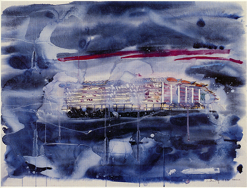 Will Alsop. AA Files 20 Autumn 1990, 29