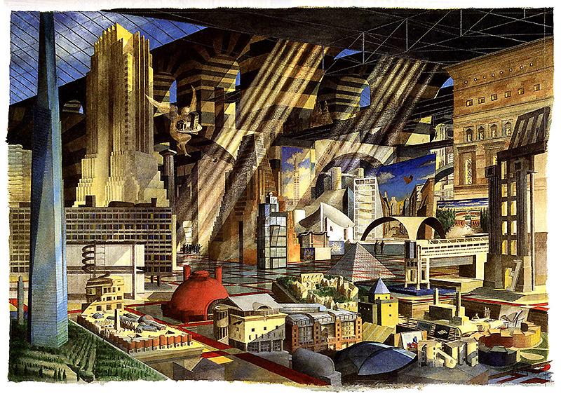 Francis Martinuzzi. Architecture D'Aujourd'Hui 264 1990, 62
