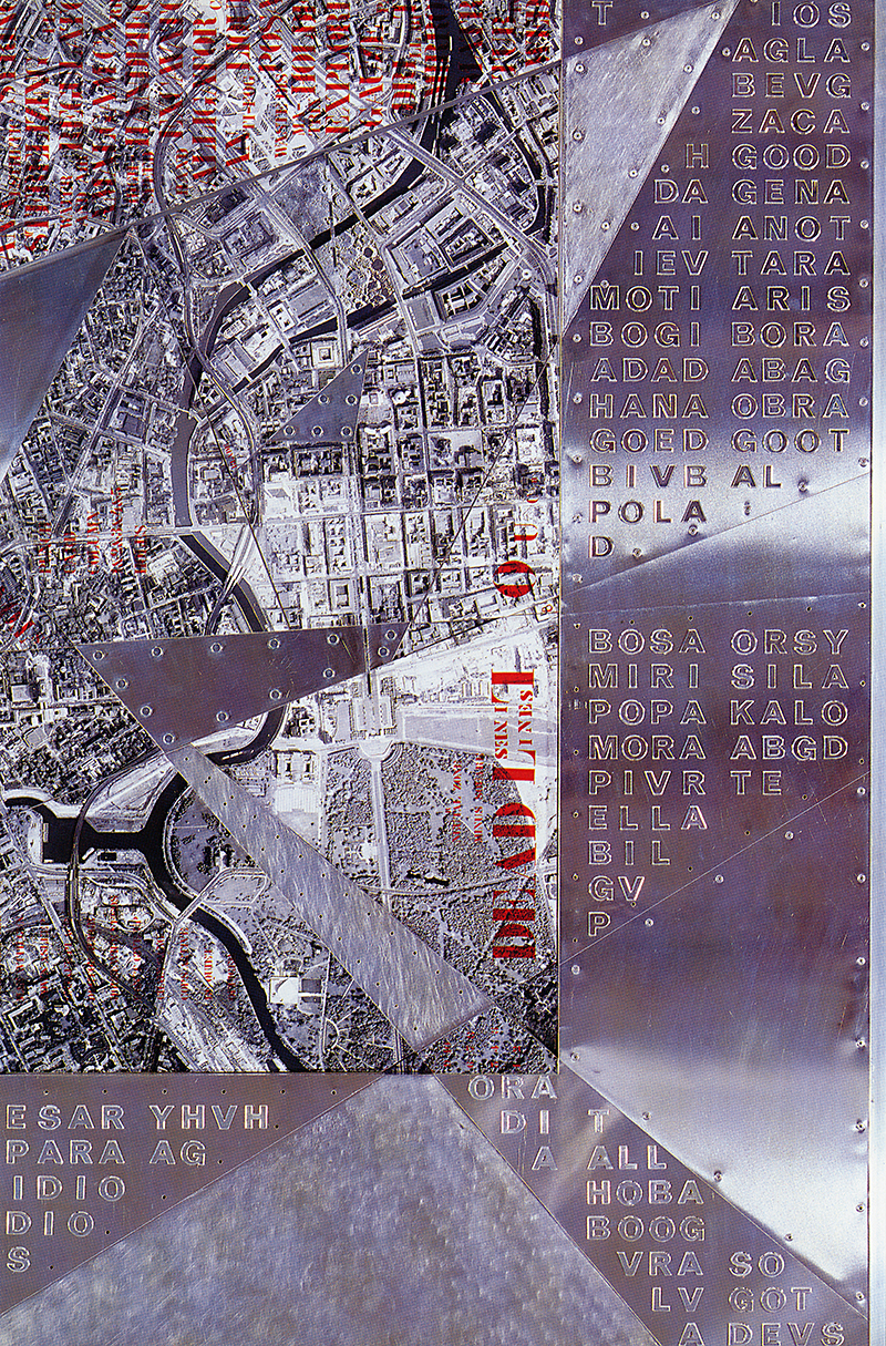 Daniel Libeskind. Architectural Design v.61 n.92 1991, 64