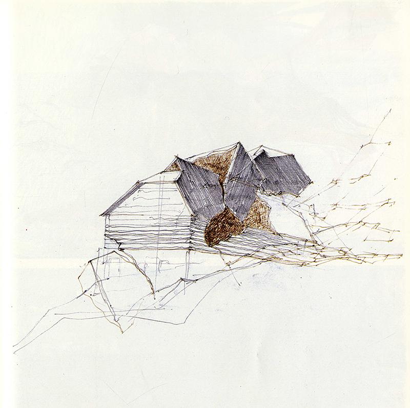 Gunther Domenig. A+U 254 Nov 1991, 46
