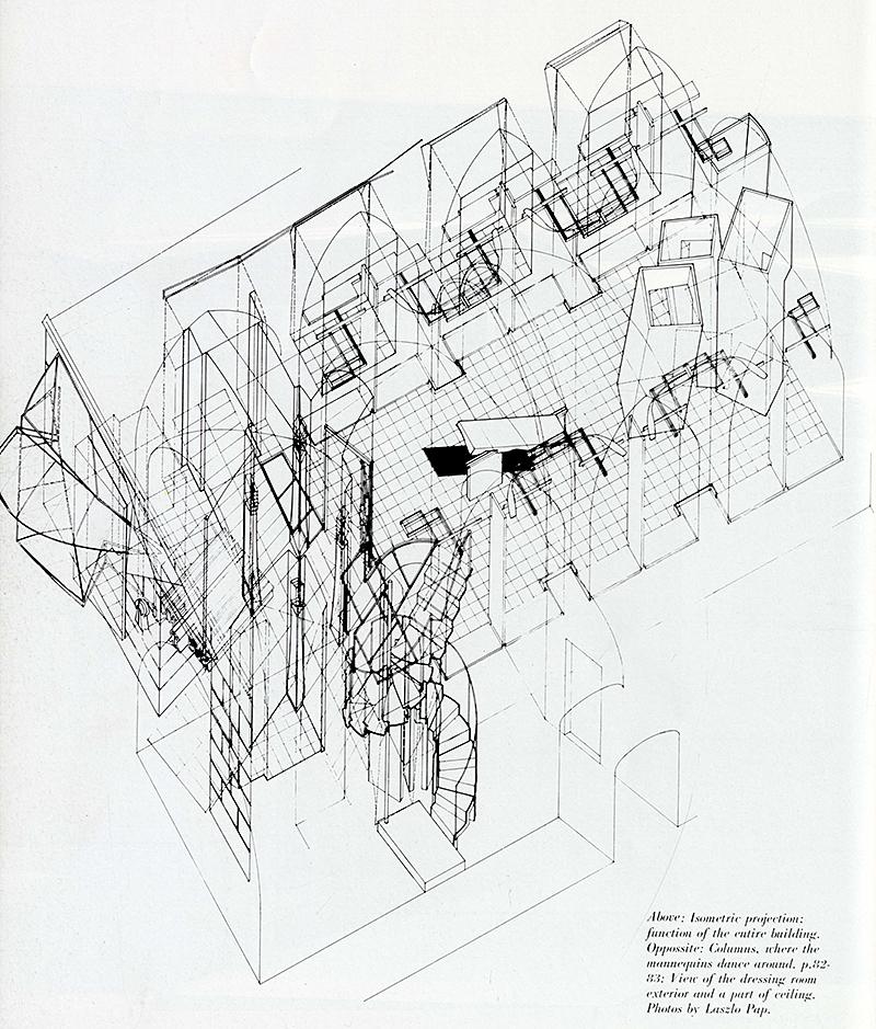 Gunther Domenig. A+U 254 Nov 1991, 80