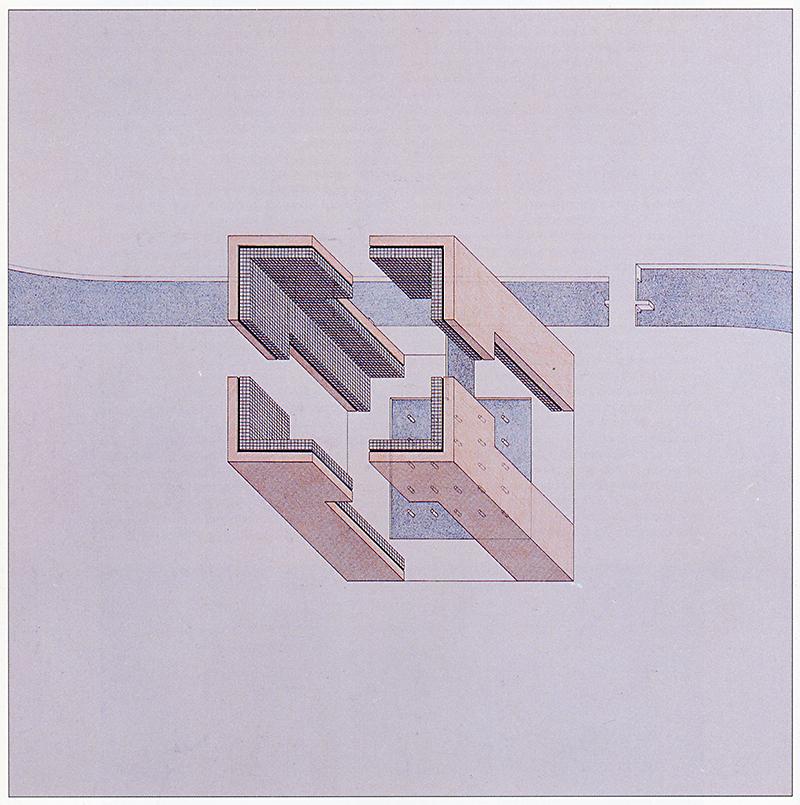 O. M. Ungers. Architectural Design v.61 n.92 1991, 98