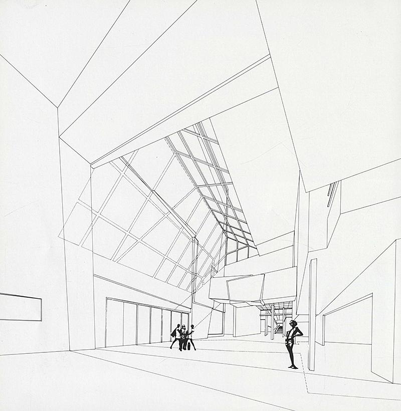 Peter Eisenman. A+U 252 Sep 1991, 132