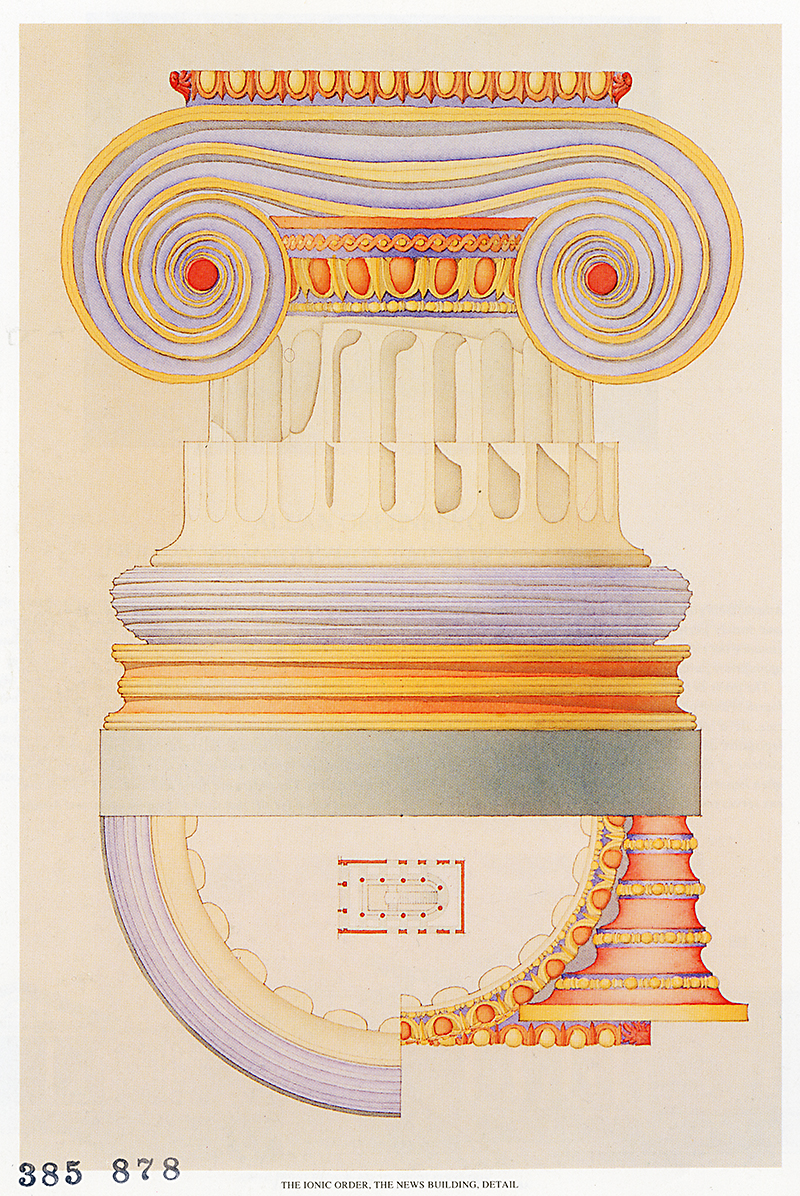 Allan Greenberg. Architectural Design v.62 n.5 1992, 96