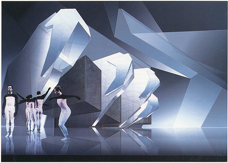 Bahram Shirdel and Robert Livesey. Japan Architect 7 Summer 1992, 81