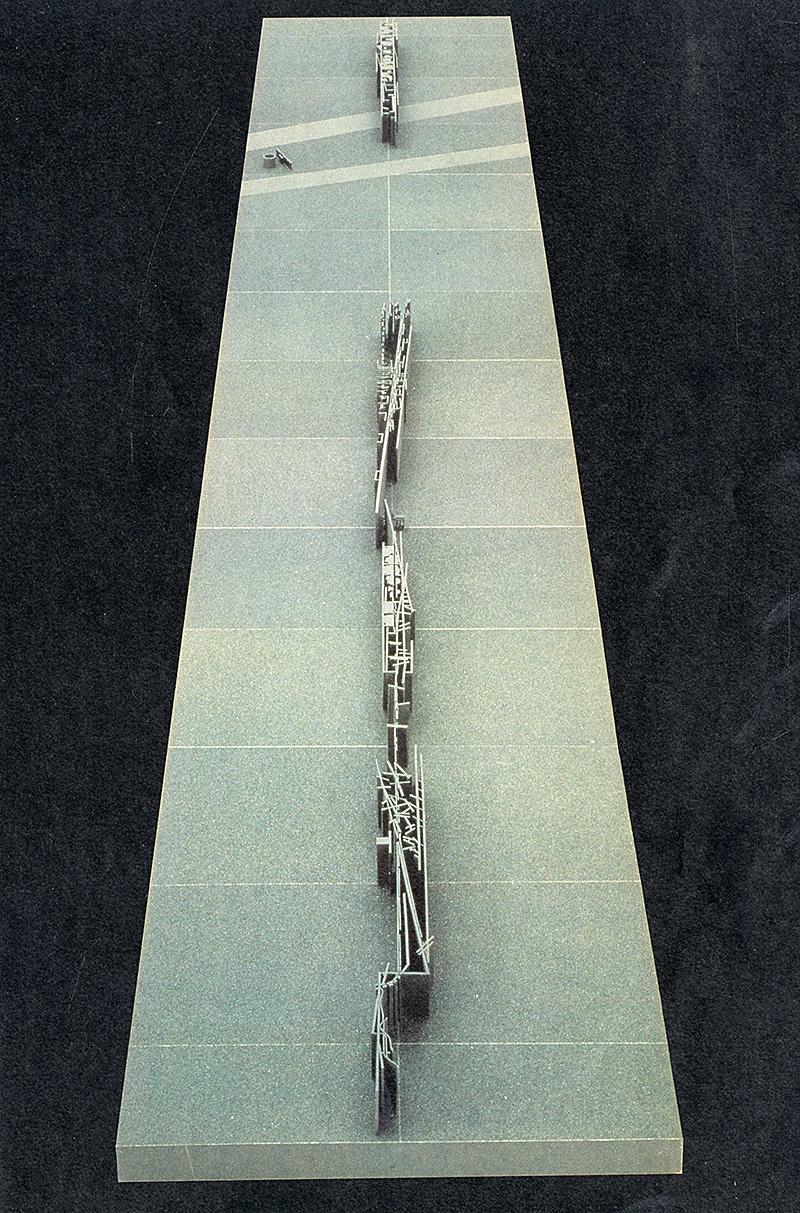 Daniel Libeskind. A+U 256 Jan 1992, 77