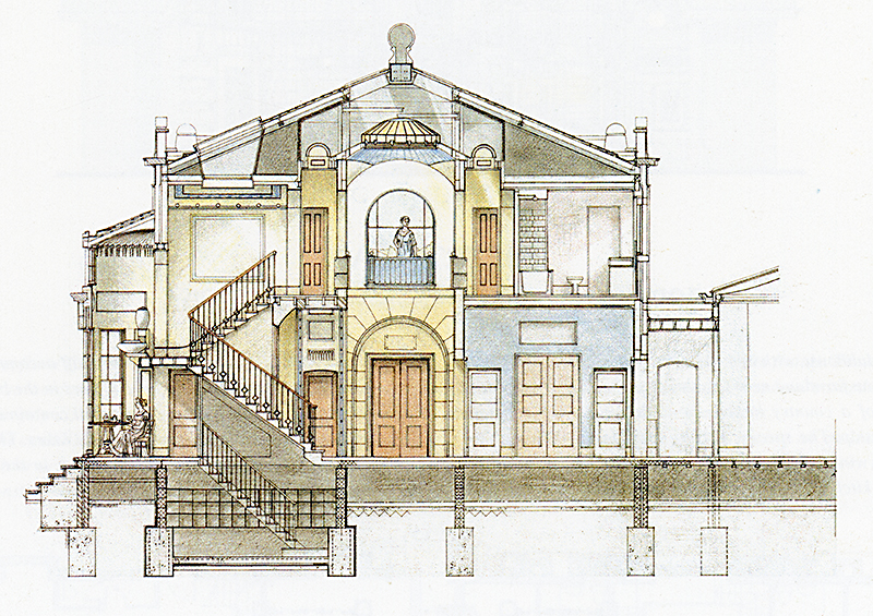 John simpson architectural design n 5 1992 89 rndrd for Architectural designs com