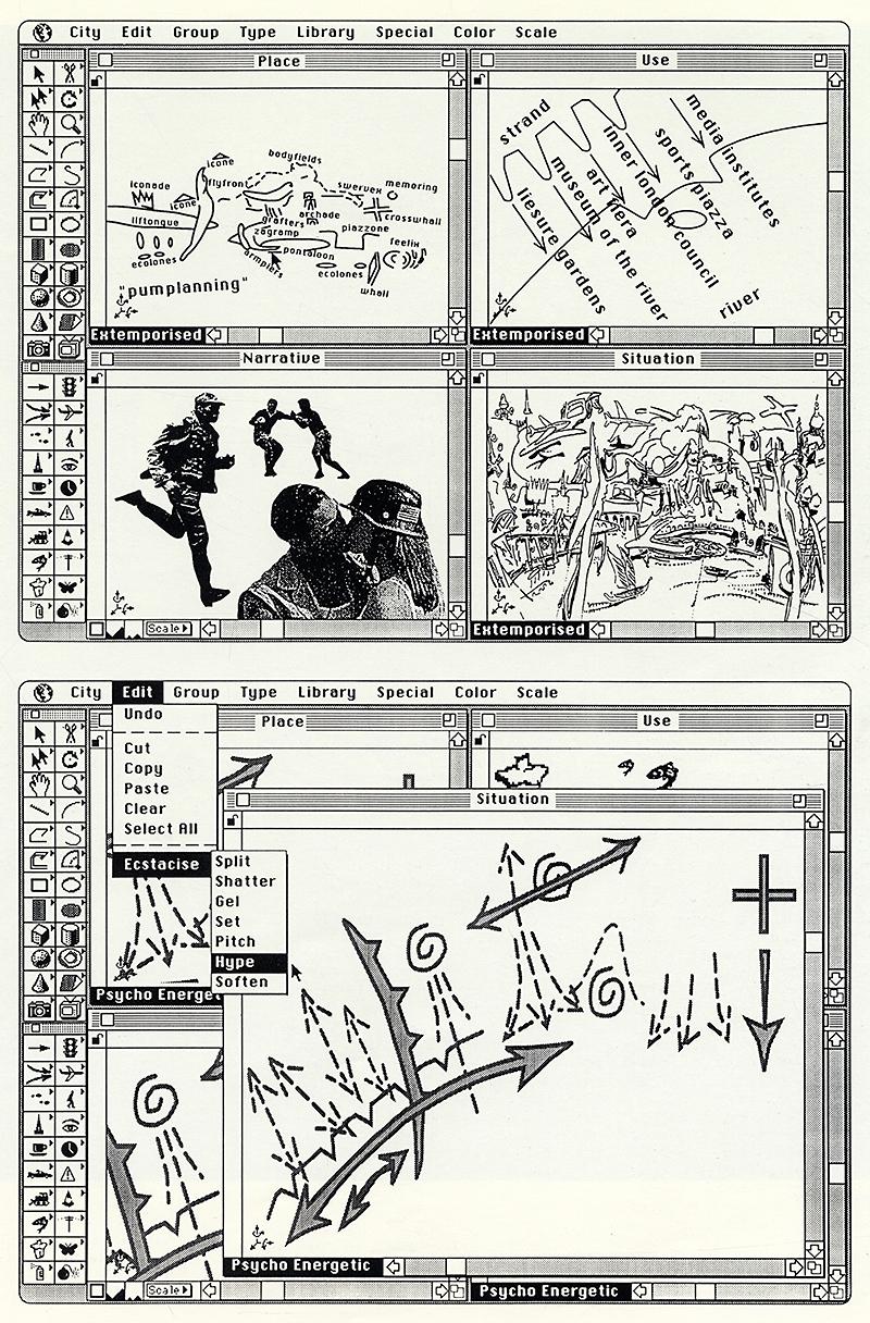 Nigel Coates. AA Files 24 Autumn 1992, 73