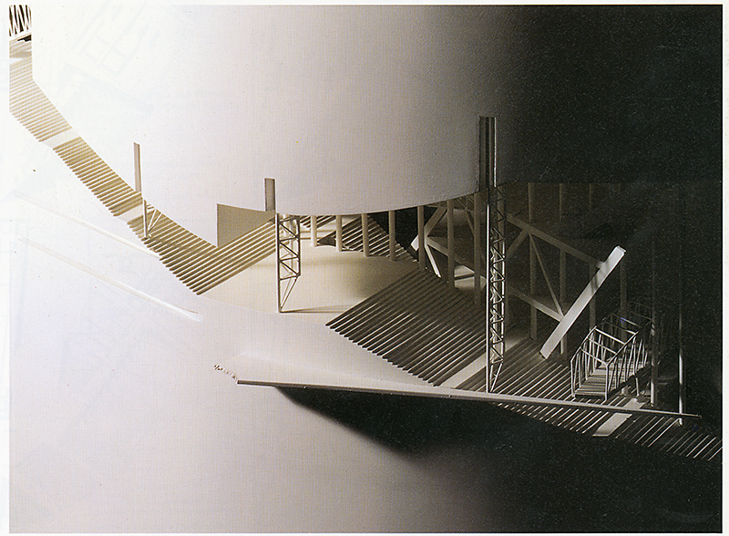 Ryoji Suzuki. Japan Architect 6 Spring 1992, 111