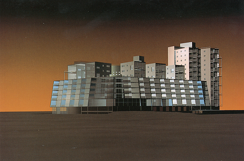 Arata Isozaki. Japan Architect 12 Winter 1993, 164