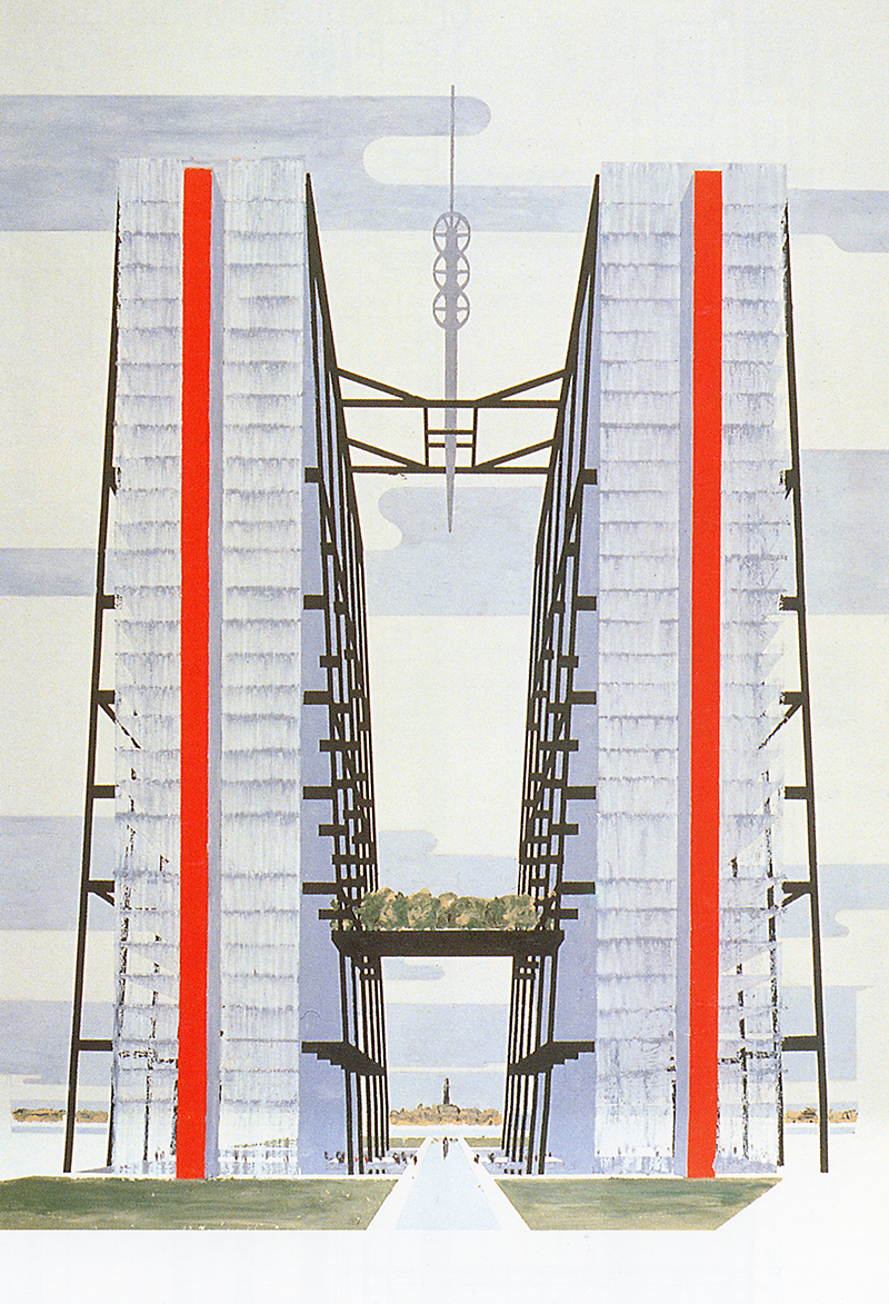Arata Isozaki. Japan Architect 12 Winter 1993, 93