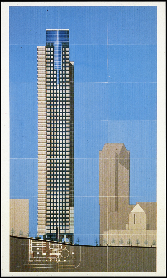 Skidmore Owings Merrill. l'Arca 72 June 1993, 51