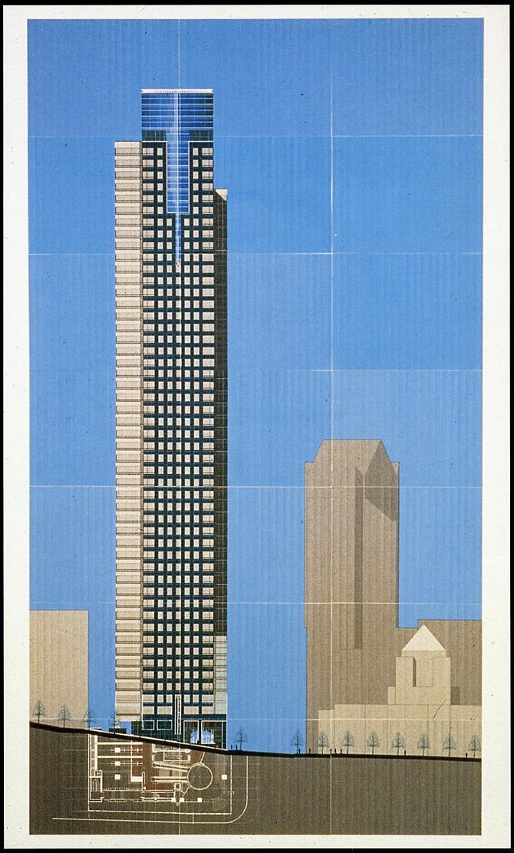 Skidmore Owings Merrill. l'Arca 72 June 1993, 51