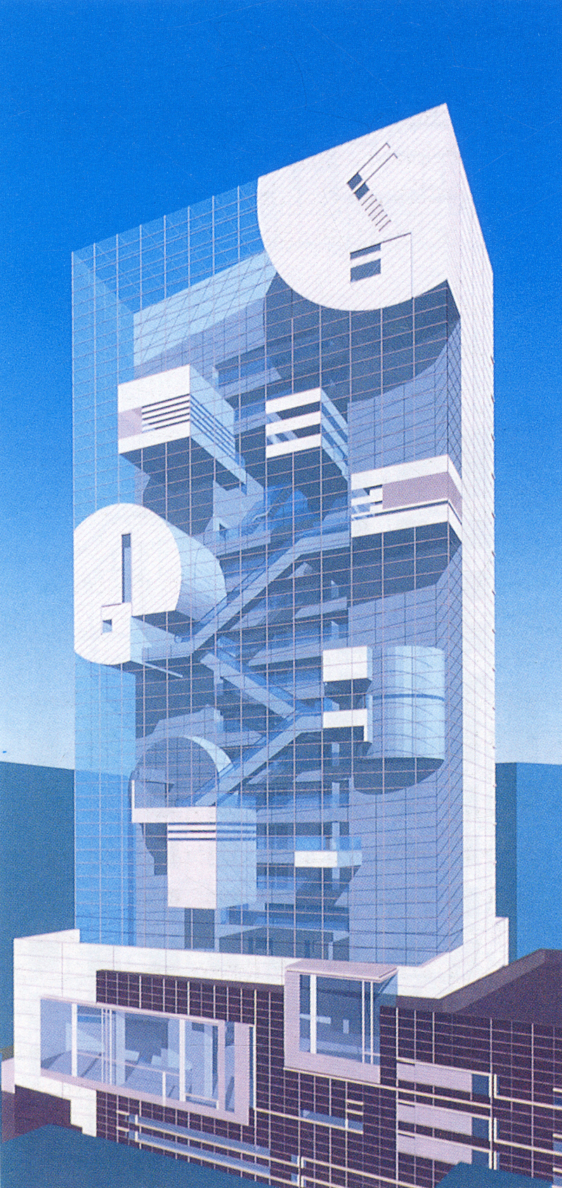Shin Takamatsu. Arquitectura Viva v. 29 March-April 1993, 92