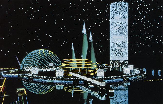 Shin Takamatsu. l'Arca 77 December 1993, 36