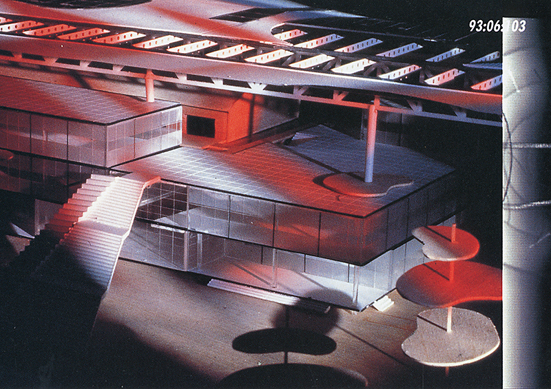 Bernard Tschumi. A+U Special Issue March 1994, 103