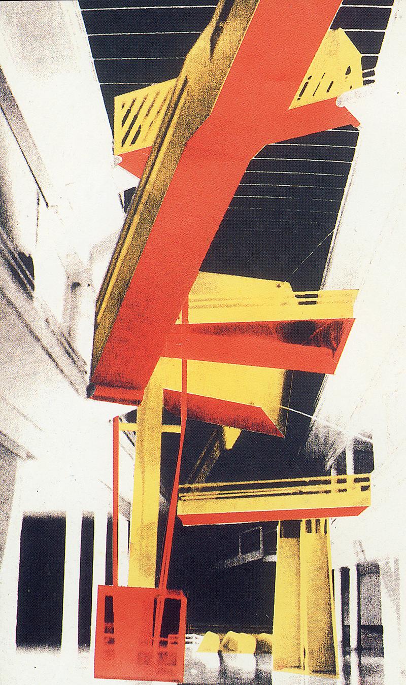 Bernard Tschumi. A+U Special Issue March 1994, 44