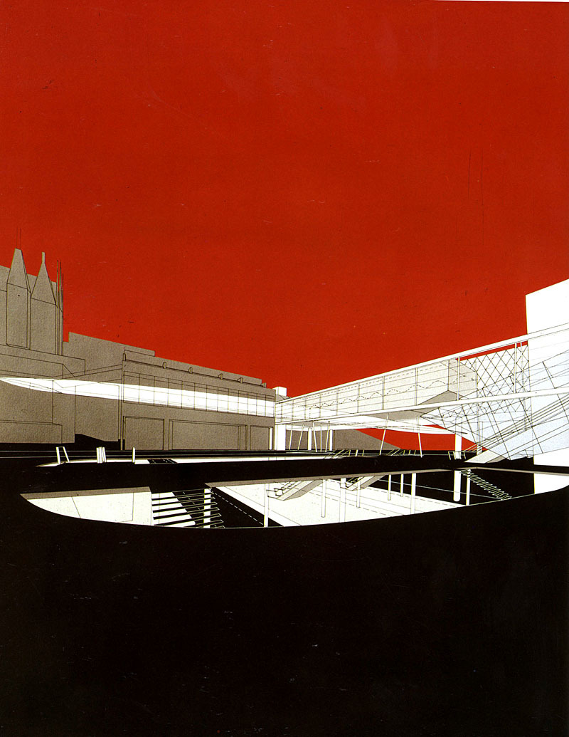 Bernard Tschumi. Architectural Design 64 March 1994, XVI