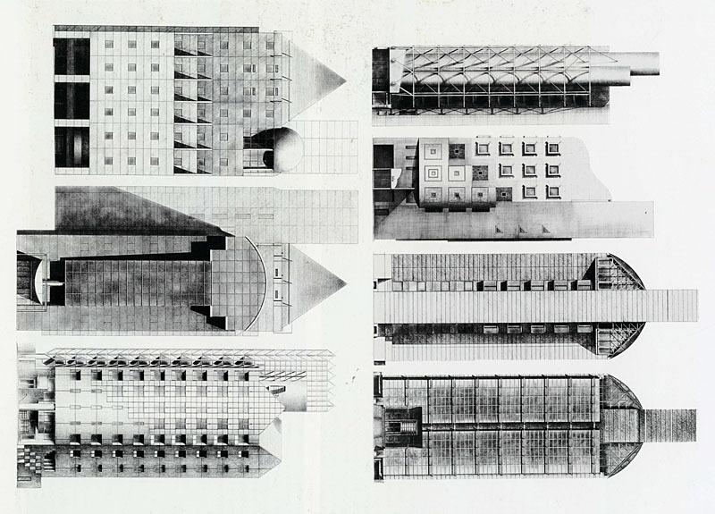 Minoru Takeyama. Architectural Design 64 January 1994, 80