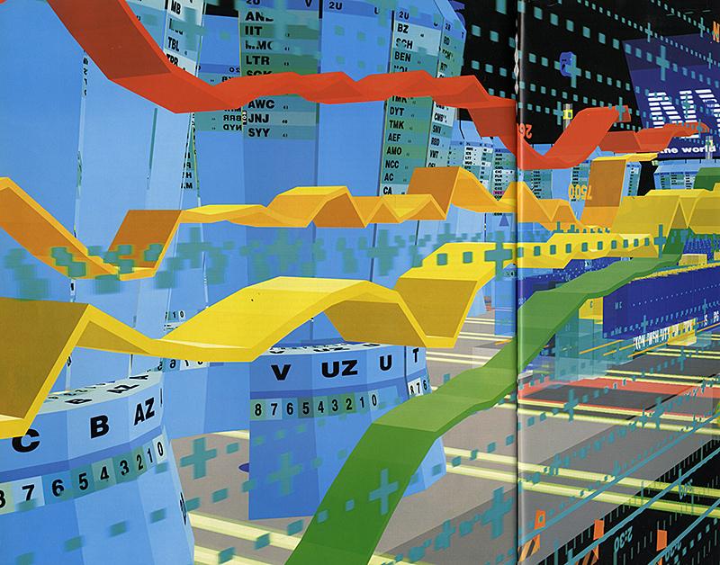 Asymptote Architecture. Casabella 673 1999, 108