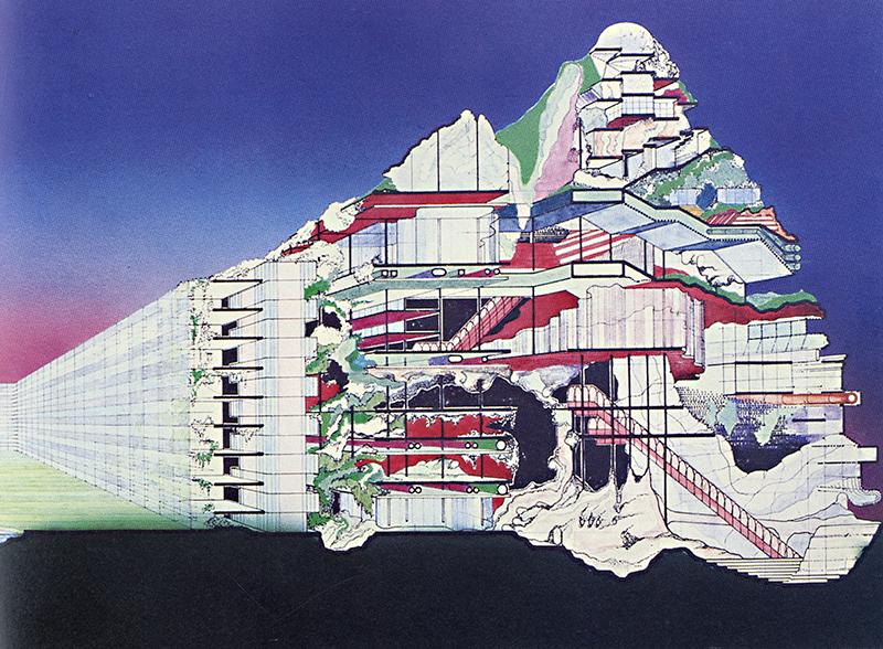 Peter Cook. A+U  1975,