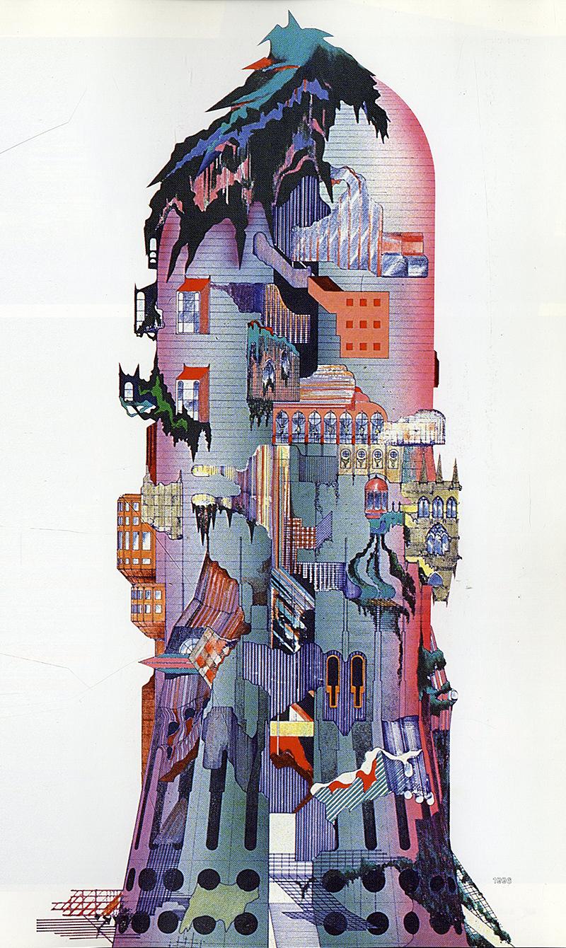 Peter Cook. A+U  1979,