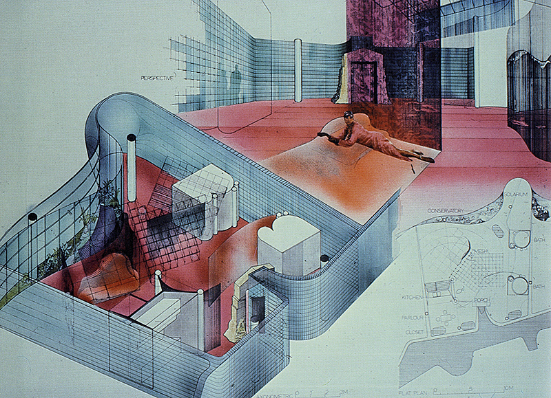 Peter Cook. A+U  1978,