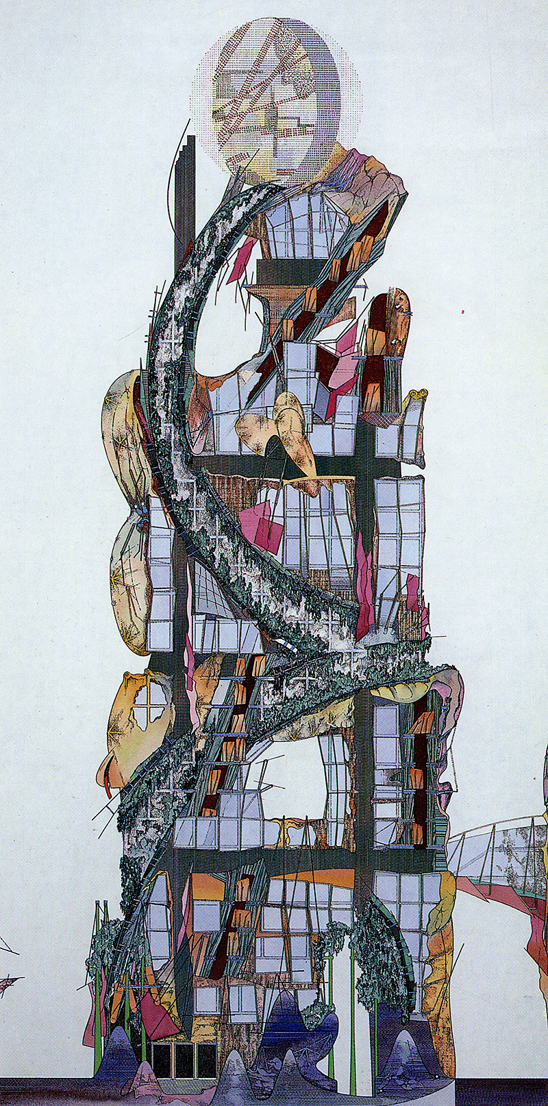 Peter Cook. A+U  1988,