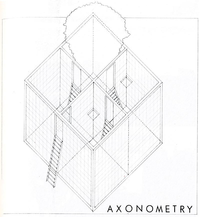 Tomasz Kozlowski. Japan Architect 53 Feb 1978, 49
