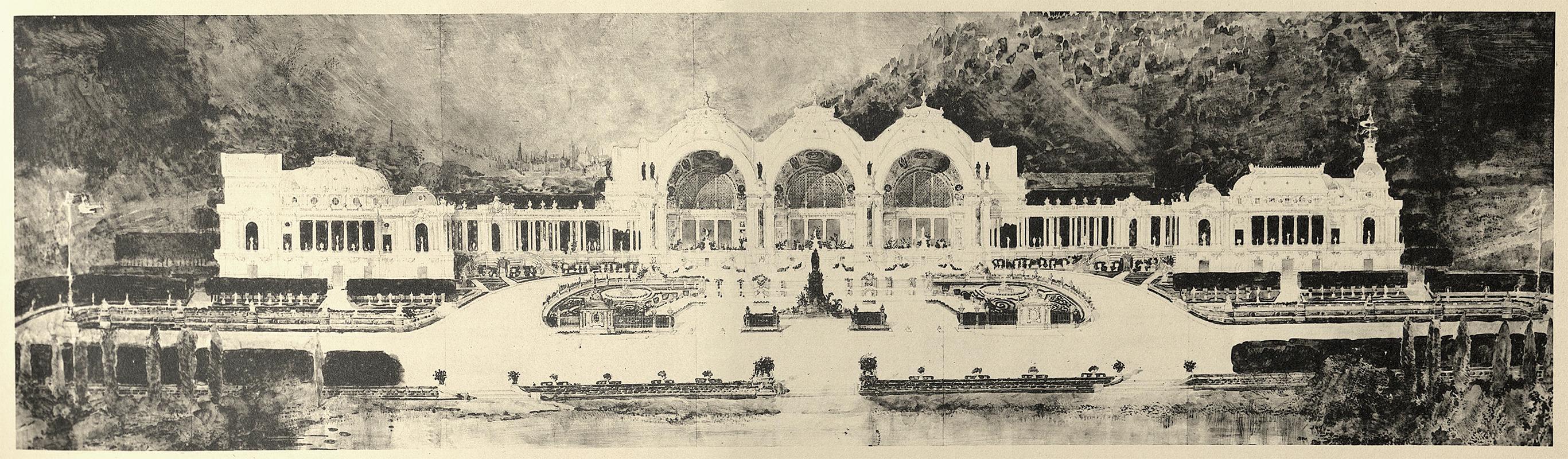 Charles Lemaresquier. Les Grands Prix de Rome V.4 1900, 478