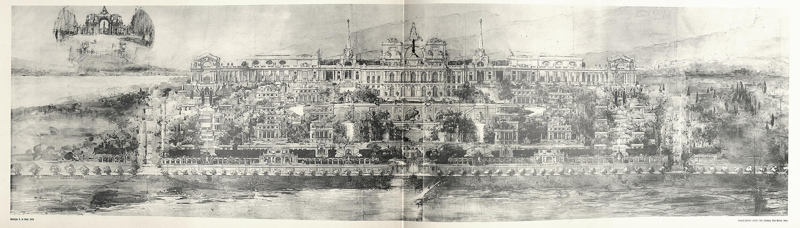 Gaston Castel. Les Grands Prix de Rome v.5 1910, 5