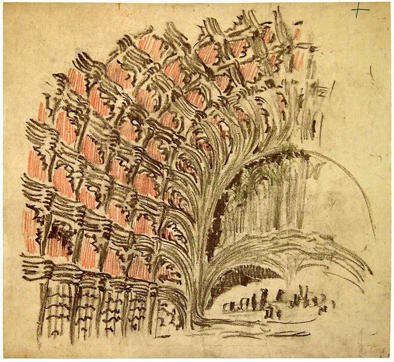 Hans Poelzig. Envisioning Architecture (MoMA, New York, 2002) 1918, 48