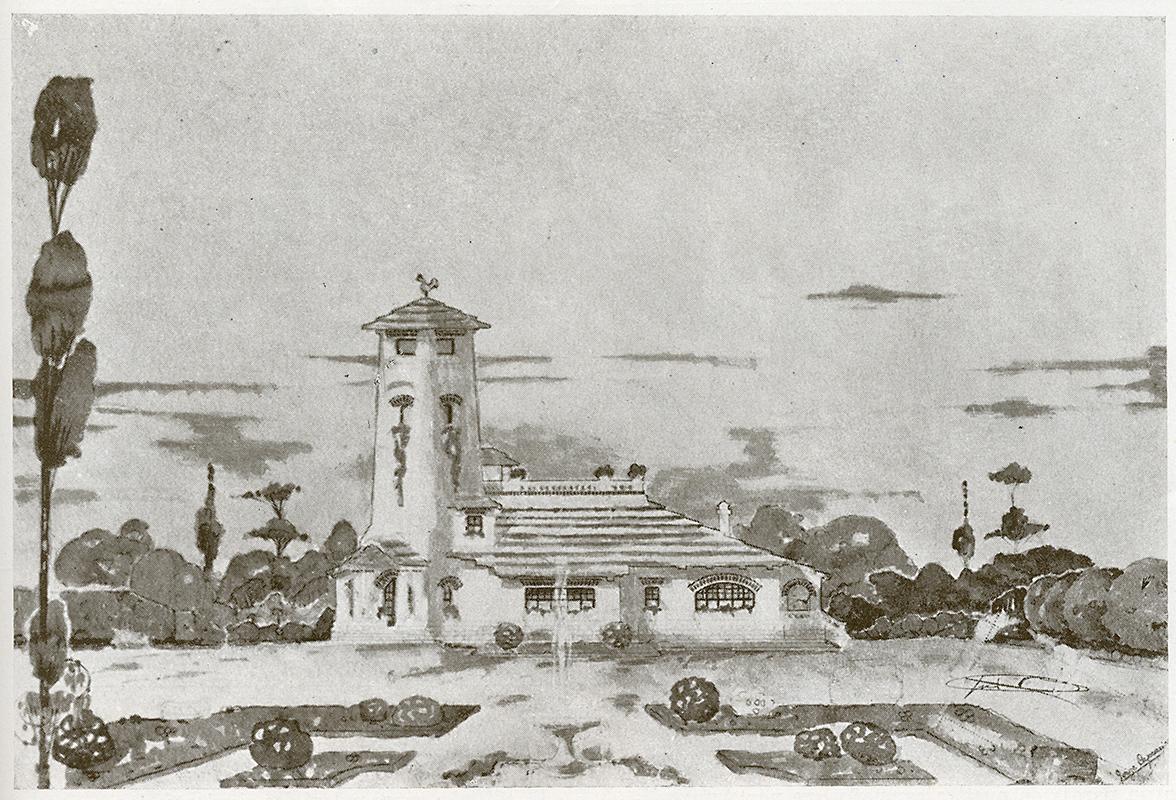 Jorge Caprario. Arquitectura. v.4 n.27 1918, 61