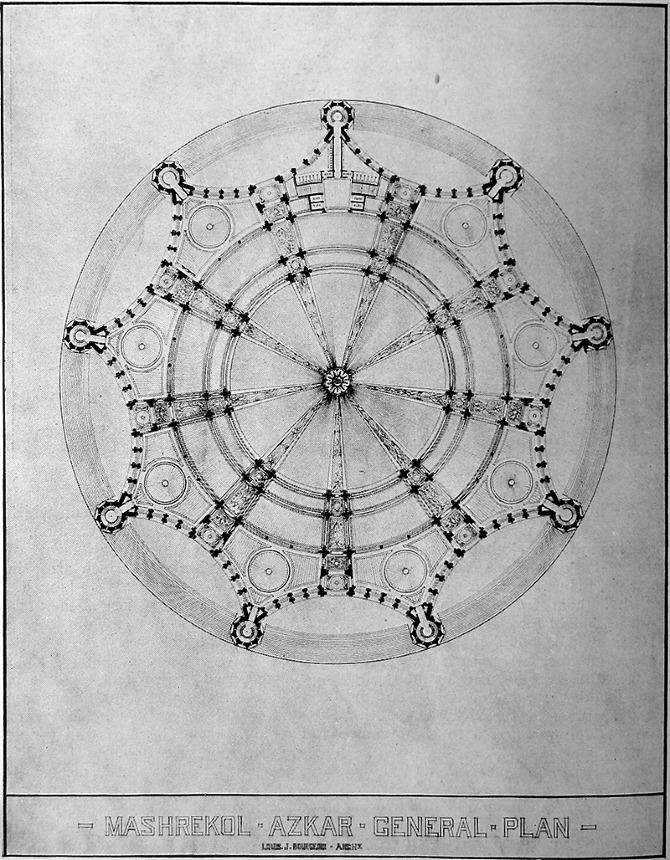Louis Bourgeois. Architectural Record 47 20 June 1920, 504
