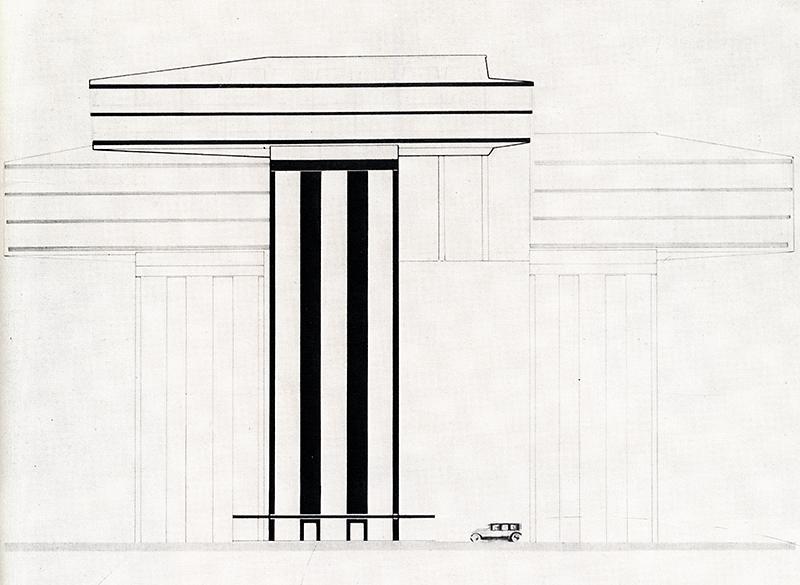 El Lissitzky (1924). AA Files 5 January 1984, 37