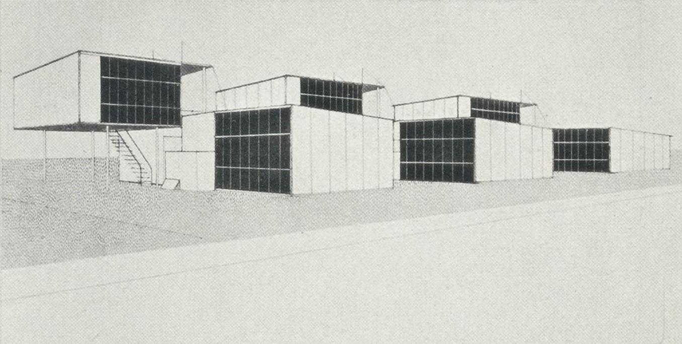 Marcel Breuer. Bauhaus 2-1 1928, 14