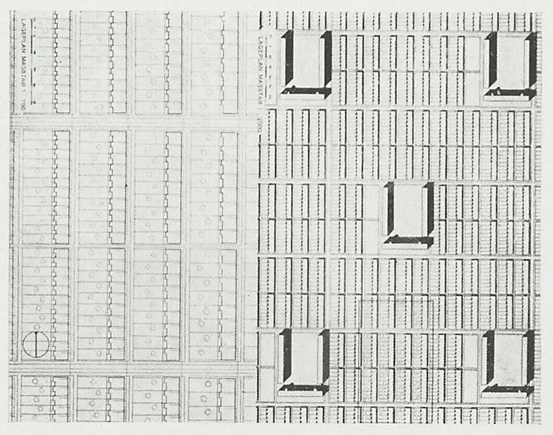 Ludwig Hilberseimer. Bauhaus 4-1 1929, 3