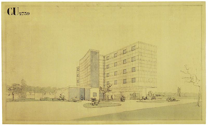 Le Corbusier. Envisioning Architecture (MoMA, New York, 2002) 1932, 75
